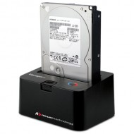 Removable hard drive bay